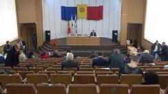 Ședința Consiliului Municipal Chișinău din 20 octombrie 2020