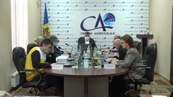 Ședința Consiliului Audiovizualului din 22 octombrie 2020