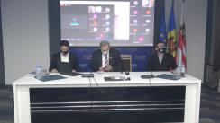 """Congresul consacrat aniversării a 75-a de la fondarea USMF """"Nicolae Testemițanu"""". Sesiunea plenară: Urgențe în patologia cerebrală"""