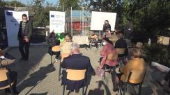 """Prezentarea rezultatelor proiectului """"Centrul de zi pentru copii """"Diamant"""" - serviciu inovativ, eficient și durabil"""""""