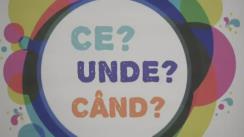 Jocul intelectual cu tematică electorală Ce? Unde? Când?