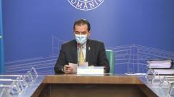 Ședința Guvernului României din 22 octombrie 2020