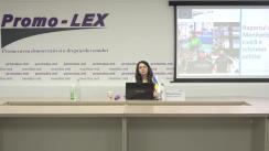 Conferință de presă organizată de Asociația Promo-LEX de prezentare a Raportului nr. 4 de monitorizare civică a reformei Poliției în Republica Moldova