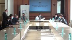 Ședința Clubului Presei Economice privind noile politici fiscale și vamale pentru 2021