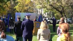 Ceremonia de învestire în funcția de prefect al Municipiului București a domnului Traian Berbeceanu