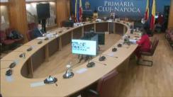 Ședința Consiliu Local Cluj-Napoca din 27 octombrie 2020