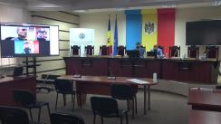 Ședința Comisiei Electorale Centrale din 28 octombrie 2020