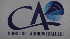 Ședința Consiliului Audiovizualului din 30 octombrie 2020