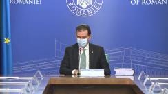 Ședința Guvernului României din 28 octombrie 2020
