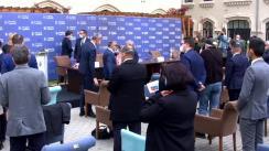 Ceremonia de învestire a Primarului General al Municipiului București, Nicușor Dan