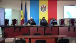 Alegeri Prezidențiale 2020: Briefingul Comisiei Electorale Centrale - ora 12.00