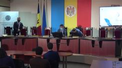 Alegeri Prezidențiale 2020: Briefingul Comisiei Electorale Centrale - ora 22.00