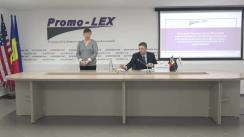 Rezultatele preliminare ale numărării în paralel de către Misiunea de Observare Promo-LEX, a voturilor pentru Alegerile Prezidențiale din Republica Moldova din 1 noiembrie 2020