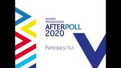 Prezentarea rezultatelor preliminare a after-poll-ului telefonic realizat de Comunitatea WatchDog.md și Institutul de Politici Publice
