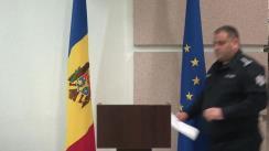 Alegeri Prezidențiale 2020: Briefingul Inspectoratului General al Poliției - ora 19.30