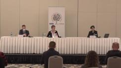 Conferință de presă susținută de observatorii Biroul OSCE pentru Instituții Democratice și Drepturile Omului (ODIHR) de prezentare a concluziilor cu privire la alegerile prezidențiale din Moldova
