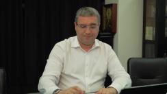 Declarație de presă susținută de Președintele Partidului Nostru, Renato Usatîi