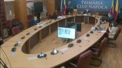 Ședința Consiliu Local Cluj-Napoca din 3 noiembrie 2019