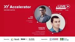 Cunoaște participanții programului XY Accelerator powered by Tekwill II: Interviu cu co-fondatorul companiei Lockby