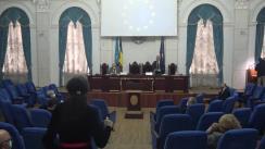 Ședința solemnă a Adunării Generale a AȘM, dedicată Zilei Internaționale a Științei pentru Pace și Dezvoltare