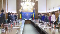 Ședința Guvernului României din 5 noiembrie 2020