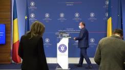 Conferință de presă susținută de Ministrul Afacerilor Externe din România, Bogdan Aurescu, de prezentare a principalelor repere ale acțiunii diplomatice a României, la un an de la preluarea mandatului de ministru