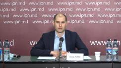 """Conferință de presă susținută de Sergiu Tofilat, Victor Parlicov și Tudor Șoitu cu tema """"Cum procurorii lui Plahotniuc l-au scos pe Dodon de sub urmărire penală pe cazul Energo-Partner Kft"""""""