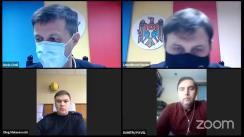 Ședința Comisiei Electorale Centrale din 10 noiembrie 2020
