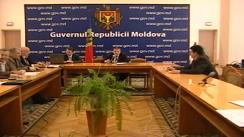 Ședința Grupului de lucru pentru reglementarea activității de întreprinzător din 19 mai 2010