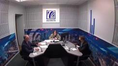 Candidatul independent Igor Dodon la Radio Moldova