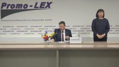 Misiunea de Observare Promo-LEX a Alegerilor pentru funcția de Președinte al Republicii Moldova din 1 noiembrie (15 noiembrie) 2020.  Constatările observatorilor Promo-LEX privind desfășurarea scrutinului până la ora 14:00