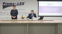 Rezultatele preliminare ale numărării în paralel de către Misiunea de Observare Promo-LEX, a voturilor pentru Alegerile Prezidențiale din Republica Moldova din 1 noiembrie (15 noiembrie) 2020