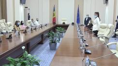 Prezentarea Raportului Prim-ministrului Republicii Moldova, Ion Chicu, cu privire la realizarea programului de guvernare cu ocazia împlinirii unui an de activitate
