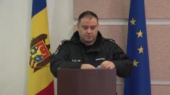 Alegeri Prezidențiale 2020: Briefingul Inspectoratului General al Poliției - ora 8.30