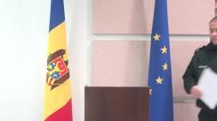Alegeri Prezidențiale 2020: Briefingul Inspectoratului General al Poliției - ora 18.30