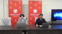 """Briefing de presă organizat de Compania """"Intellect Group"""" privind situția din teritoriu și părerea experților"""
