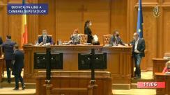 Ședința în plen a Camerei Deputaților României din 17 noiembrie 2020