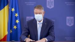 """Discursul Președintelui României, Klaus Iohannis, în cadrul evenimentului """"Topul Național al Firmelor 2020"""""""