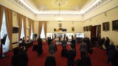Ședința Extrardinară a Consiliului Local Iași din 18 noiembrie 2020