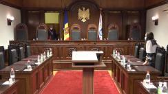 Pronunțarea dispozitivului a sesizării nr. 59b/2020 privind interpretarea articolelor 64, 72, 73, 74 și 131 alin. (4) din Constituție