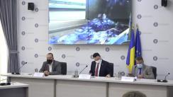 Conferință de presă susținută de Ministrul Mediului, Apelor și Pădurilor, Mircea Fechet, privind lansarea în consultare publică a proiectului de Hotărâre de Guvern care reglementează implementarea, în România, a sistemului garanție-returnare pentru ambalaje