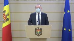 Declarațiile lui Vlad Batrîncea în timpul ședinței Parlamentului Republicii Moldova din 19 noiembrie 2020