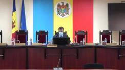 Ședința Comisiei Electorale Centrale din 20 noiembrie 2020