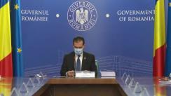 Ședința Guvernului României din 23 noiembrie 2020