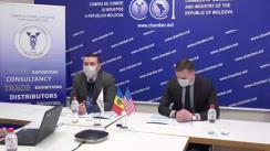 INCOTERMS 2020 – deschiderea ciclului de webinare gratuite pentru mediul de afaceri din UTA Găgăuzia