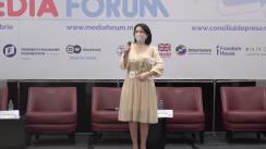 Forumul Mass-Media 2020. Festivitatea de înmânare a premiului național de etică și deontologie jurnalistică 2020