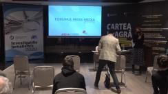 """Forumul Mass-Media 2020. Side event: premierea câștigătorilor concursului """"Investigațiile anului 2020"""". Lansarea """"Cărții Negre a risipei banilor publici, ediția 2020"""""""