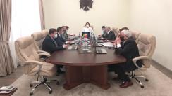 Ședința Consiliului Superior al Procurorilor din 26 noiembrie 2020
