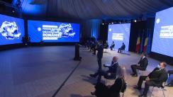 Evenimentul de lansare a proiectului Planului Național de Redresare și Reziliență
