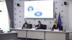 Conferință de presă susținută de Ministrul Mediului din România, Mircea Fechet, de prezentare a detaliilor legate de lansarea Programului Rabla pentru electrocasnice 2020